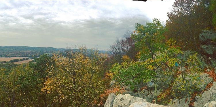 Point Mt. Reservation Northern New Jersey Hikes